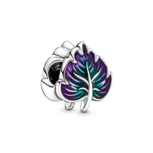 Bilde av Pandora Purple & Green Leaf charm