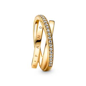 Bilde av Pandora logo ring